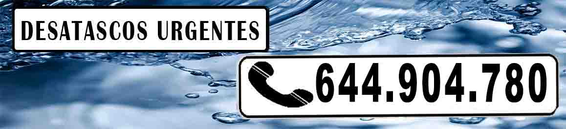 Desatascos Orihuela Urgentes